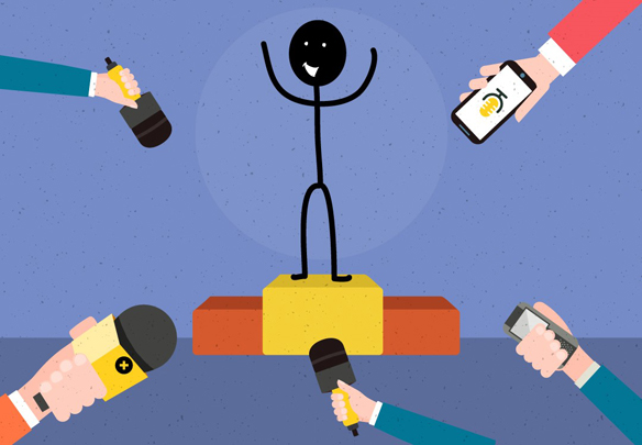 media exposure startup