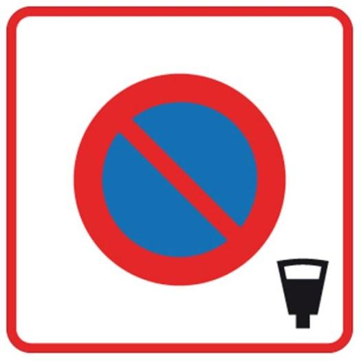 Zone à stationnement payant