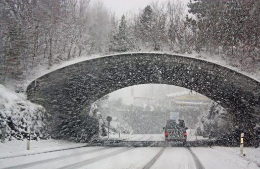 Phares de neige