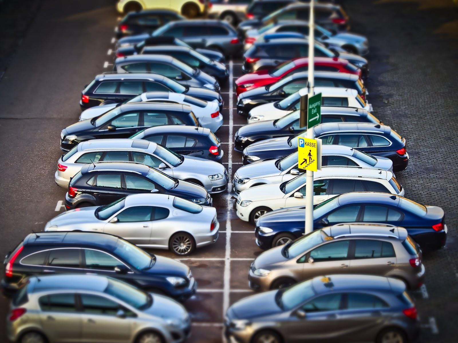 Les différents types de parking : public, privé et privé à usage public