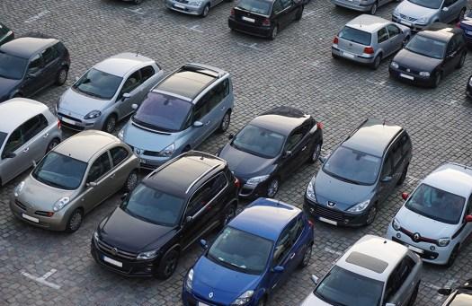 parking privé à usage public