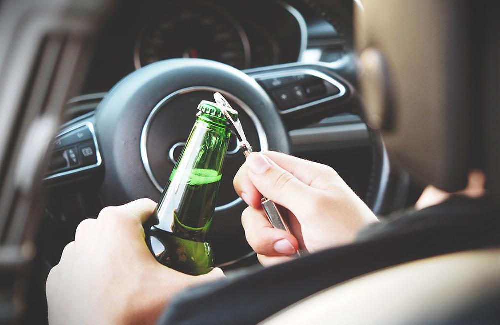 conduite en etat d'ivresse : les sanction pour alcool au volant