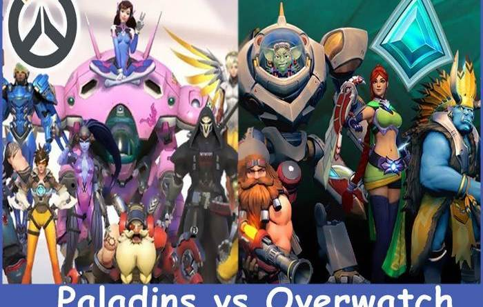 Paladins vs Overwatch: Which one is Better?