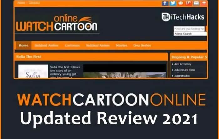 WatchCartoonOnline Review