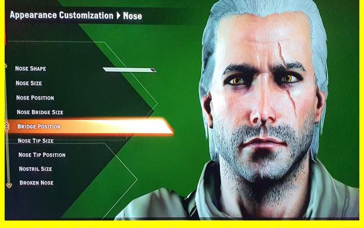 How Geralt of Rivia age
