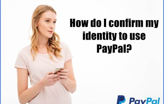 PayPal Confirm Identity