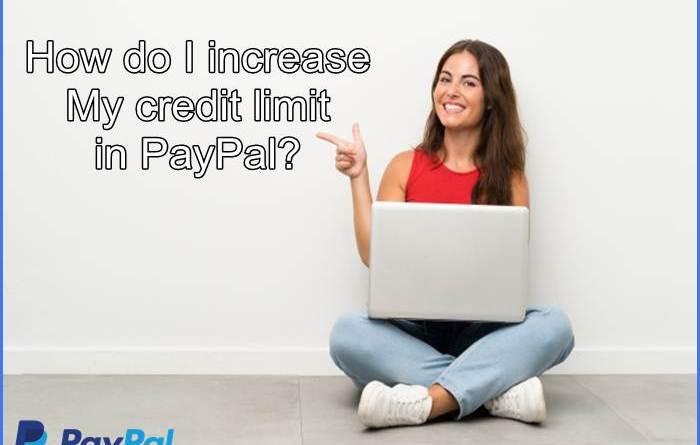 PayPal Credit Increase