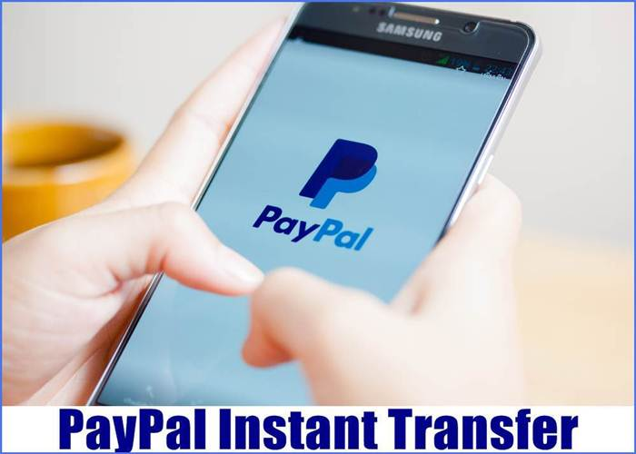 PayPal Instant Transfer