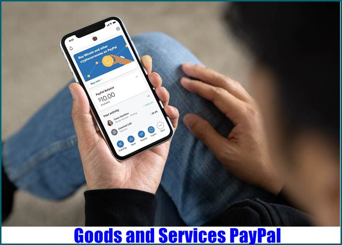 goods and services PayPal