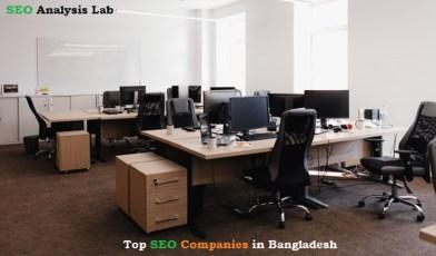 Top SEO Companies in Bangladesh