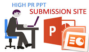 Ppt Submission Sites
