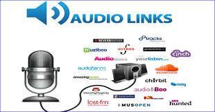 Audio Sharing Sites