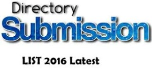 Top Free Directory Submission Sites List 2016