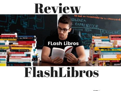 Mi opinión sobre Flashlibros