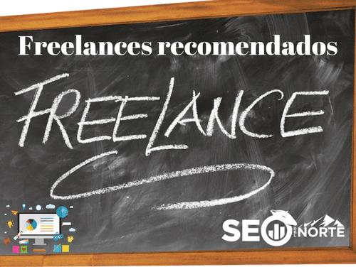 Listado de freelancers recomendados, el arte de subcontratar