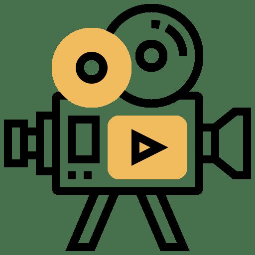 movie camera Video Production