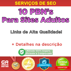 10pbn site adulto - 10 PBN Sites Adultos - Links Alta Qualidade Dofollow Permanente