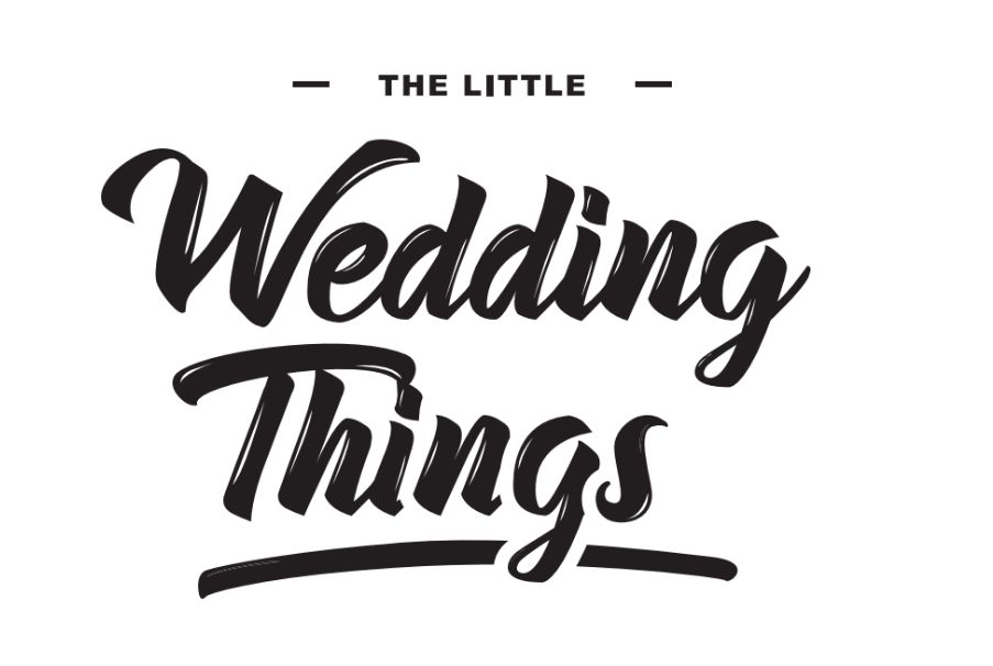 the little wedding things