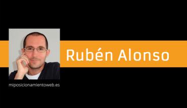 Rubén Alonso - Miposicionamientoweb.es