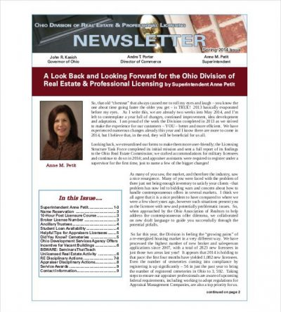 professional newsletter designs services
