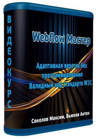 Webflow Мастер (2015) Видеокурс