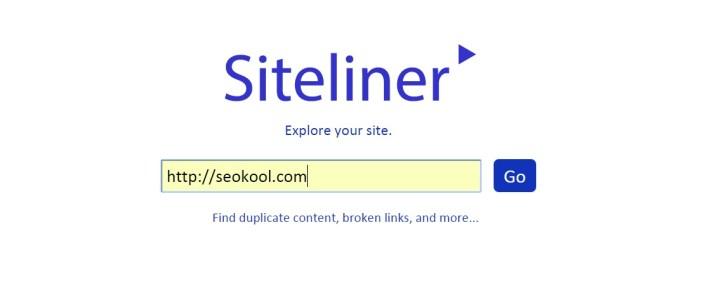 công cụ check trùng lặp nội dung siteliner