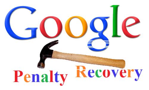 Hình phạt Google Penalty