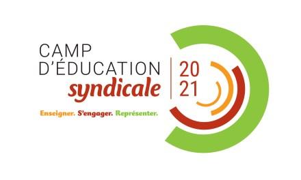 C'est le temps de s'inscrire au camp d'éducation syndicale