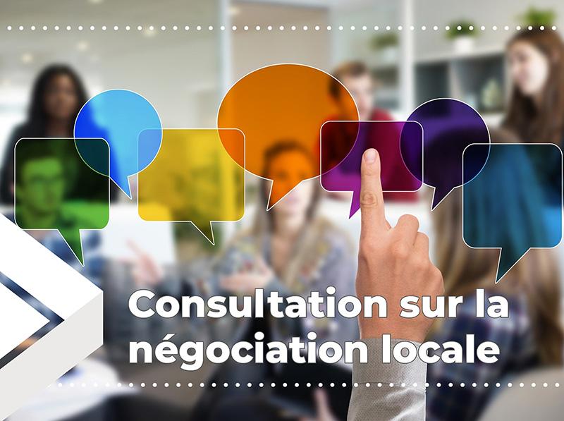 La consultation pour le renouvellement de l'entente locale est lancée
