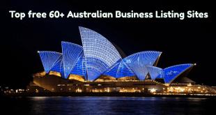 australian business listing sites