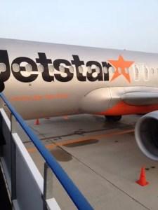 ジェットスターで関空(大阪)から福岡空港まで行ってみた