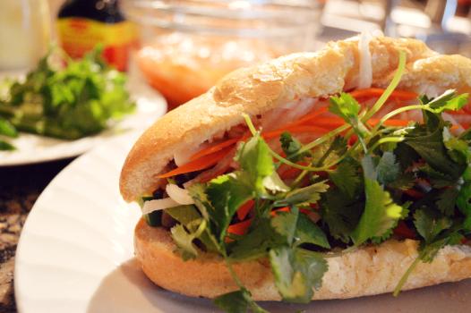 Bulgogi Banh Mi (Korean BBQ Sandwich)