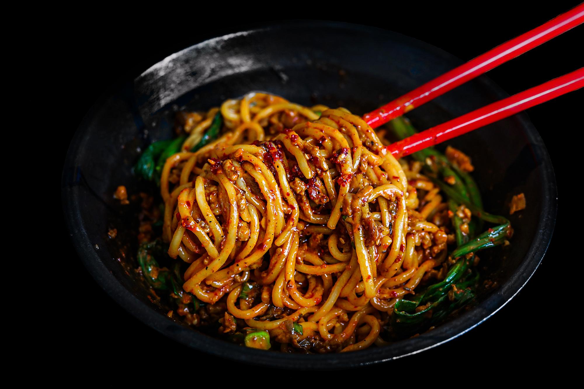 The Best Dan Dan Mian Dan Dan Noodles Recipe Video Seonkyoung Longest