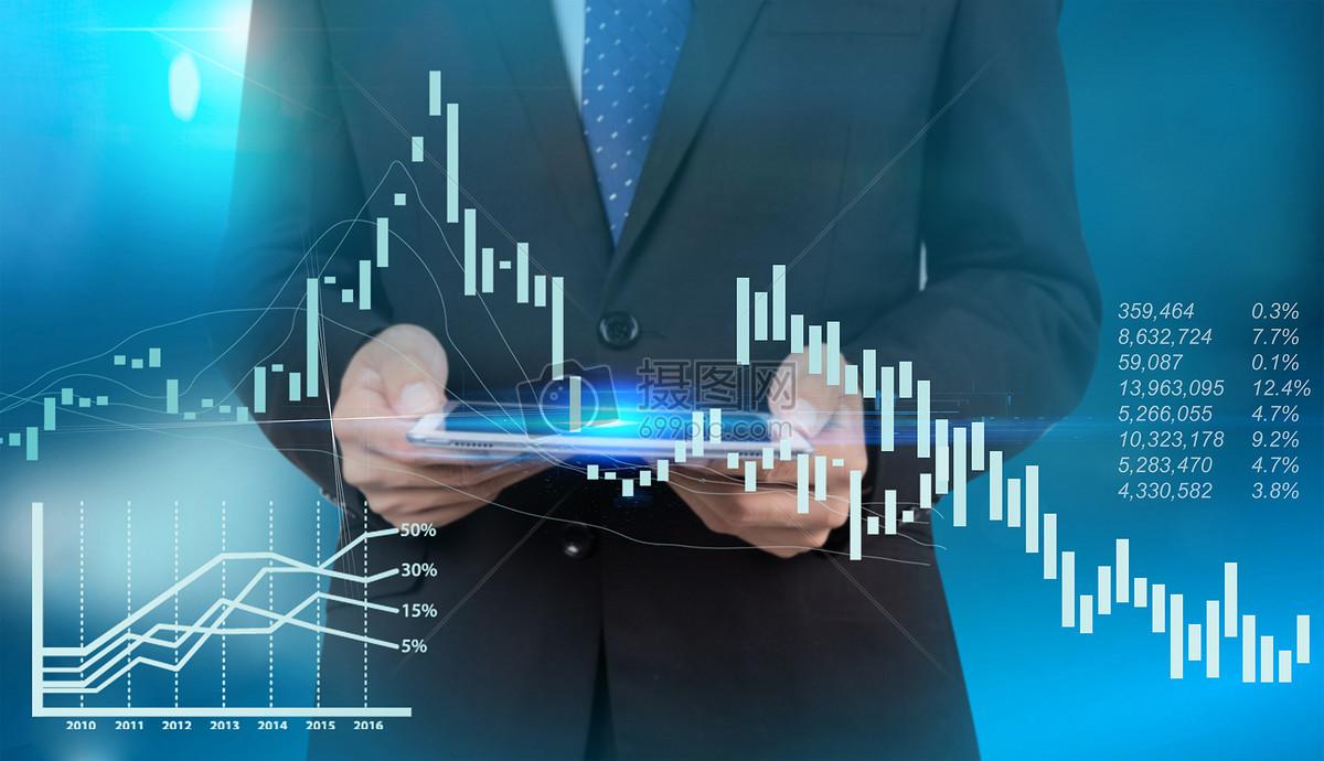 科技感金融經濟商務科技素材海報背景圖片素材-正版創意圖片500566065-攝圖網