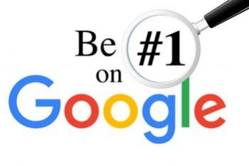 being #1 on Google