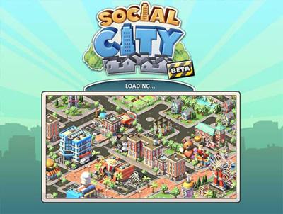 Facebook Фейсбук игра - Social City