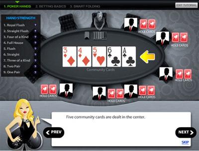 Facebook Фейсбук игра - Texas Holdem