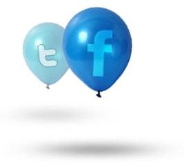 Изводи за Facebook, Twitter, Google и Bing