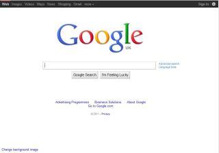 Старите Google Цветове и Шрифтове