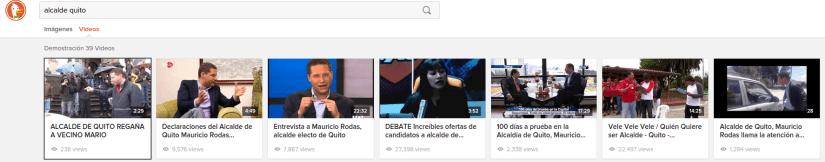 DuckDuckGo: Videos sobre Rodas.