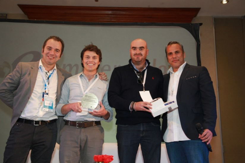 AGROSCOPIO.COM - ganador del premio Startup Competition Ecuador 2015