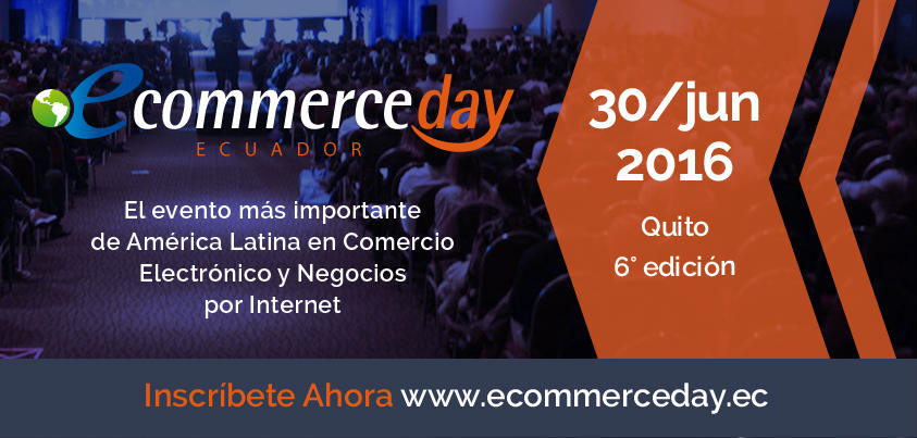 eCommerce Day Ecuador 2016