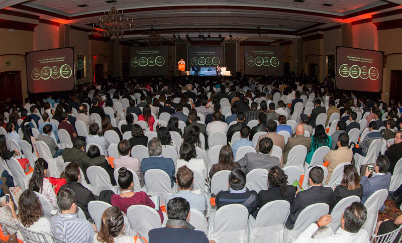 eCommerce Day 2016 en Quito.