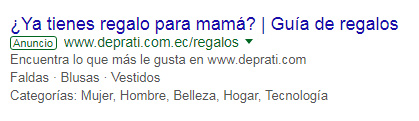 Adwords DePrati.
