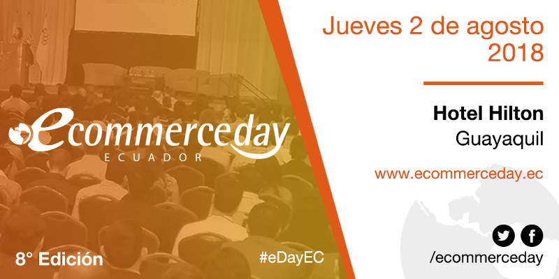 eCommerce Day Ecuador 2018.