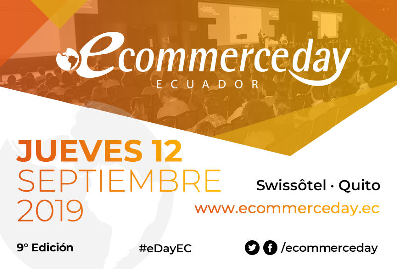 eCommerce Day Ecuador 2019.