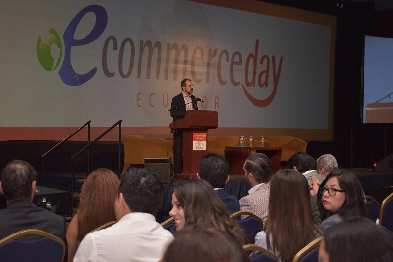 eCommerce Day Ecuador.
