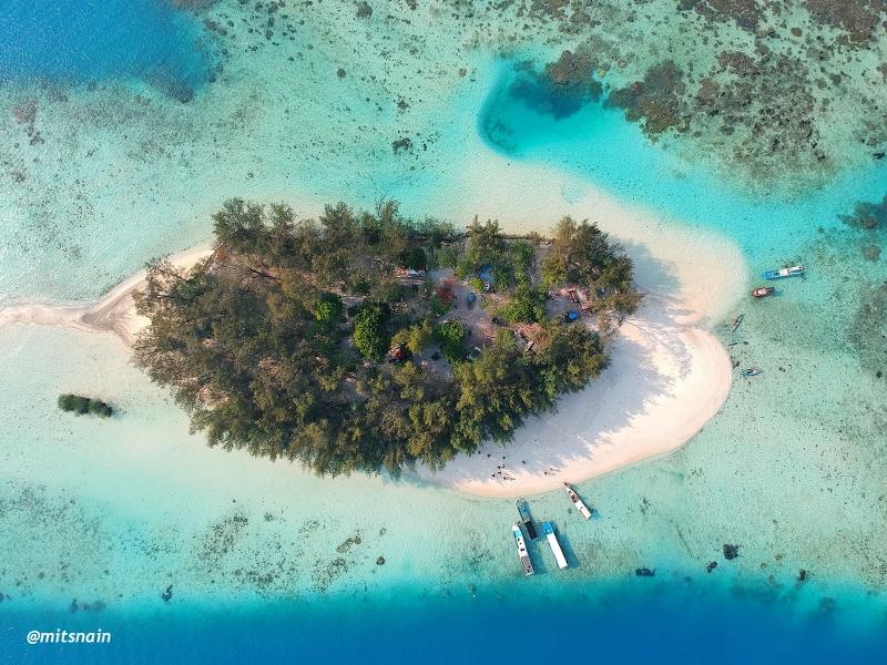 Murah! Weekend ke Pulau Seribu alias Pulau Dolphin