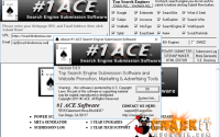 #1 ACE Search Engine Submission Software Crack
