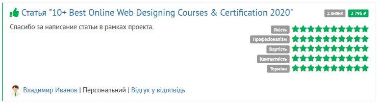 Статья-обзор 10 лучших тренингов и курсов по дизайну